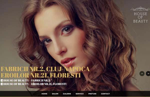 web design cluj salon infrumusetare