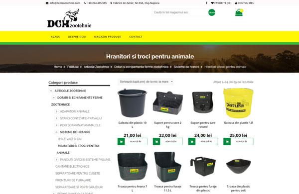 Magazin Online Cluj DCM Zootehnie