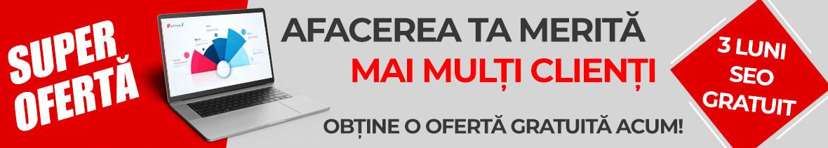SEO Cluj Oferta 3 luni SEO gratuit Preturi SEO