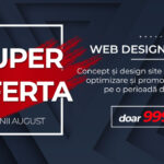Oferta Web Design SEO Cluj August 2020