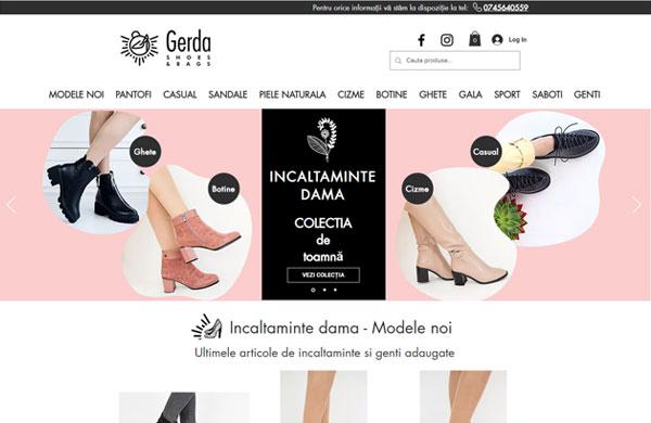 Gerda Incaltaminte dama Pantofi dama Cluj